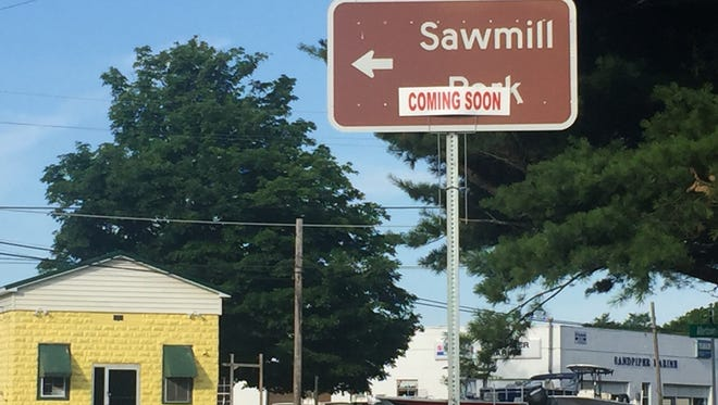 Sawmill Park in Accomac, Virginia will celebrate its grand opening on Saturday, June 30, 2018.