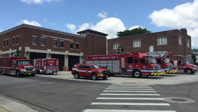 The Violet Township Fire Department recently opened the new Station 591 at 21 Lockville Road in Pickerington.