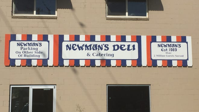 Newman's Deli of Reno closed in July 2018 after nearly 30 years on California Avenue.