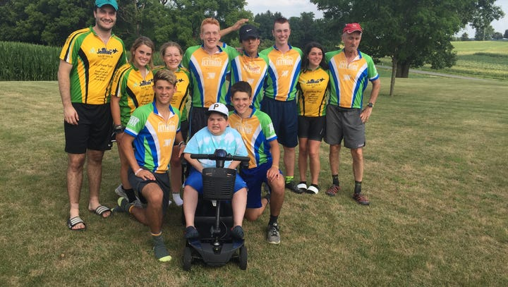 Hains brothers bring JettRide, fight against Duchenne to Lebanon
