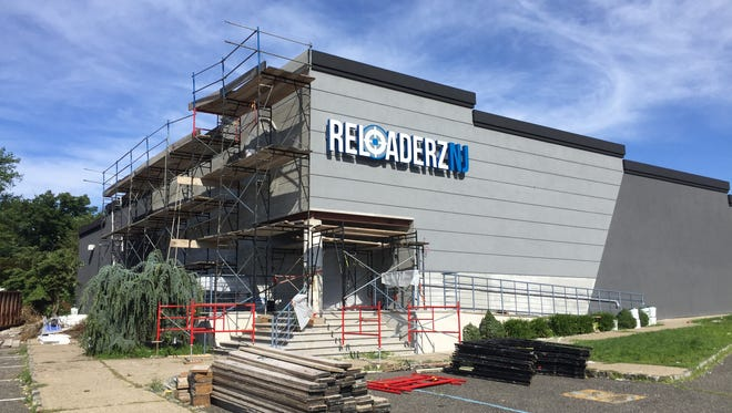 Reloaderz NJ, a shooting range under construction on Route 23 south in Wayne, is set to open in the fall.