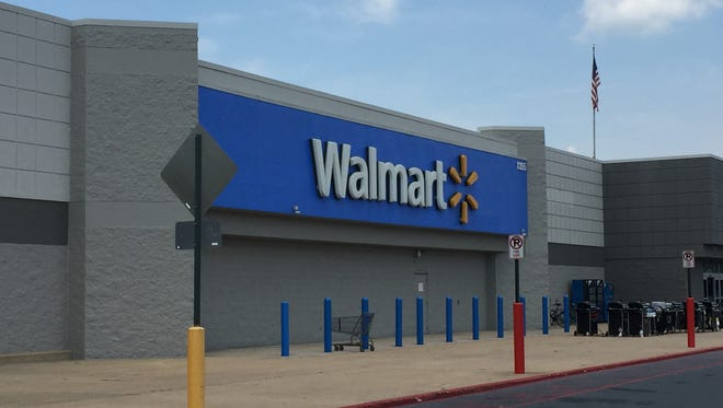 Walmart at 1355 E. Lehman St., North Lebanon Township