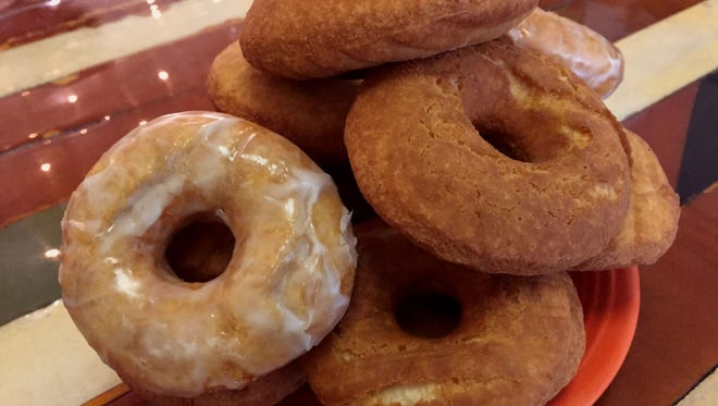 Taste the simple cake doughnuts that comforted World War I soldiers and created demand that led to today's doughnut craze in America. Get them Nov. 9-11 at General American Donut Company.