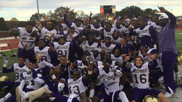 Alcorn State wins SWAC East
