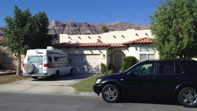 Two men were found dead Sunday inside a home on Avenida Carranza in La Quinta. They were the brothers of an unresponsive woman officials found in a vehicle.