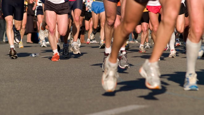 Find a local race--even at the last minute.