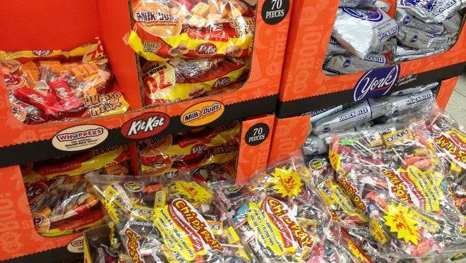 Halloween spending is expected to set a record this year.