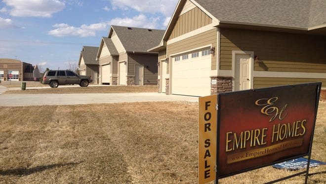 Home sales are down 4 percent in Sioux Falls so far this year.