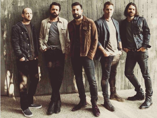 Country group Old Dominion returns to the Iowa State Fair on Aug. 12.