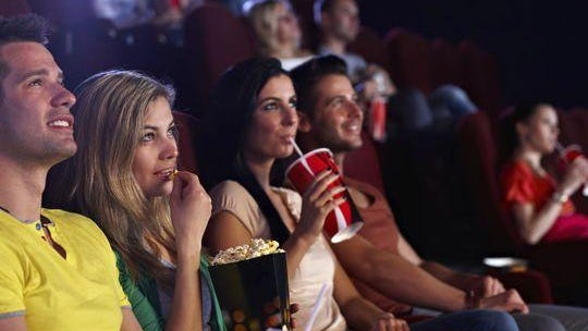The movie watching experience is a communal one; we should all do our parts to make it a great experience for everyone.