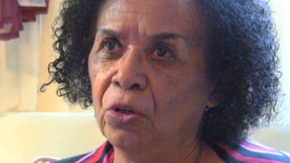 Civil rights leader Dorie Ladner