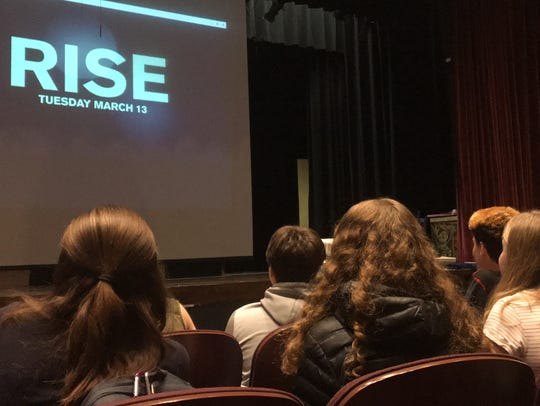 "On March 6, theater kids in Hastings gathered to hear details about ""The Hairspray Project"" and the $10,000 ""R.I.S.E. America"" grant from NBC to help produce a multi-school production of ""Hairspray"" in February 2019. Auditions will be held Oct. 22-24, 2018."