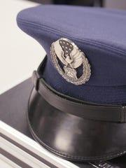Civil Air Patrol dress cap.