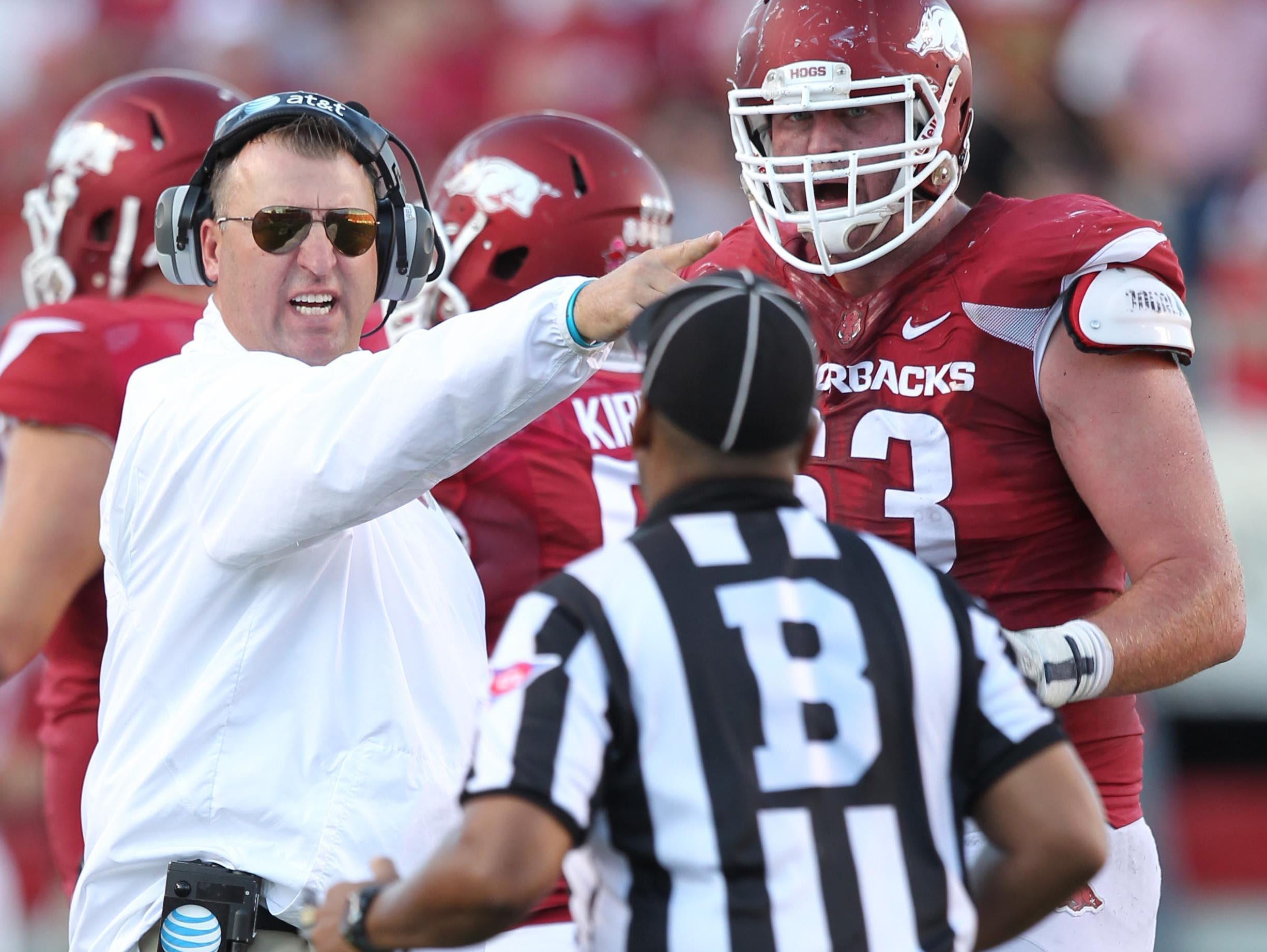 By exceeding expectations and guiding Arkansas to a dominant Texas Bowl victory over Texas, Bret Bielema cashed in after last season, receiving a two-year extension and raise that placed him in the SEC's $4 million club.