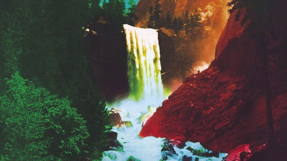 """My Morning Jacket, """"The Waterfall"""""""
