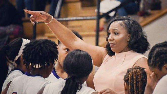 Paul Quinn coach Erica Henry, who played at Byrd, was recently named the USCAA National Coach of the Year.