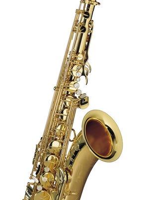 Saxophone illustration