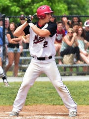 Outfielder Nick Beether returns for the Mavericks.