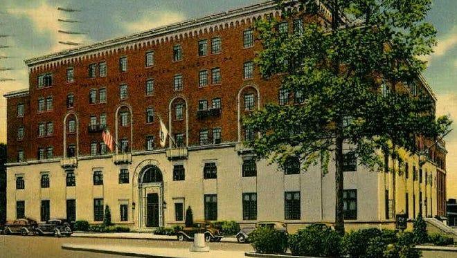 Central YMCA sometime between 1929-1940