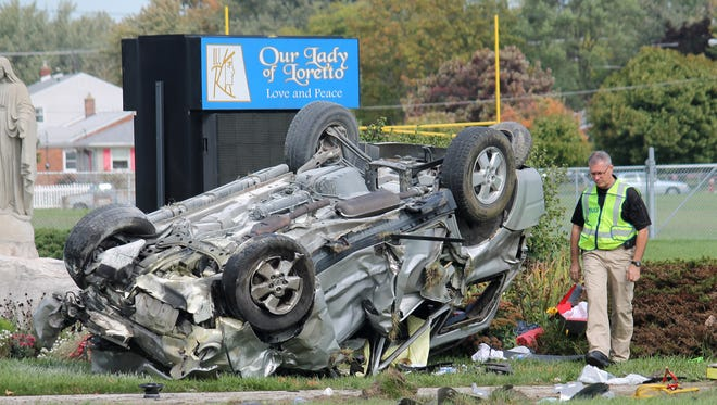 A new study 40% of fatal traffic crashes in the state last year happened in southeast Michigan.