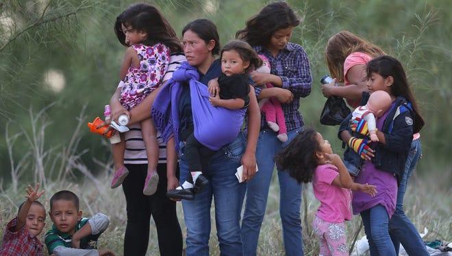 Cada año, miles de centroamericanos se aventuran a cruzar México con el fin de llegar a EU.