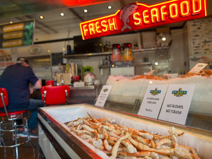 america 39 s seafood markets
