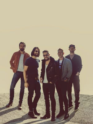 """Old Dominion released its second album, """"Happy Endings,"""" in August."""