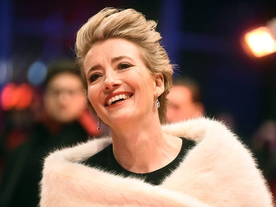 British actress Emma Thompson splits time between London