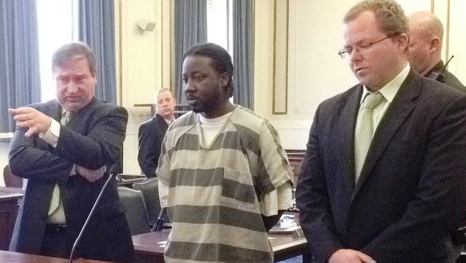 Deandre Kelley admitted during his sentencing in Hamilton County Common Pleas Court on April 2, 2014, he shot and killed his 11-year-old daughter.