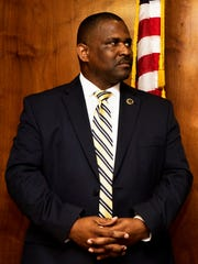 Chief Quentin Holmes announces his retirement, effective