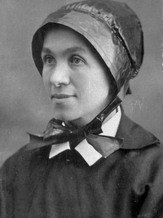 Sainthood-Old West Nun