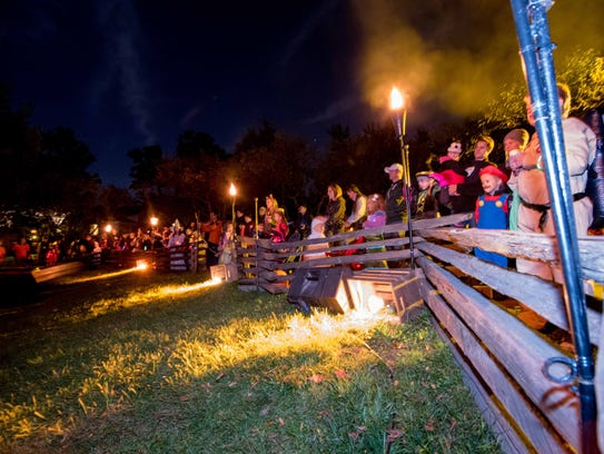 Don't miss these 5 spooky Detroit-area Halloween events
