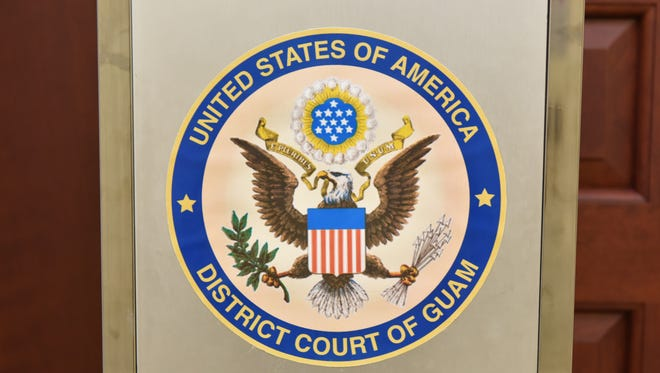 District Court of Guam logo