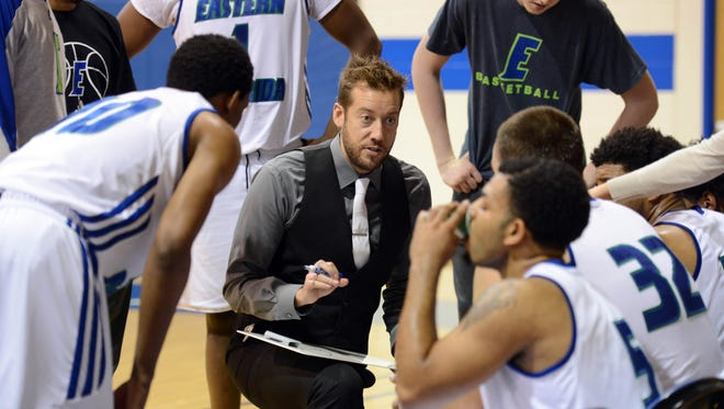 Eastern Florida basketball coach Jeremy Shulman will be one of the four coaches at this week's JA32 basketball camp on the Melbourne campus of Eastern Florida State College.