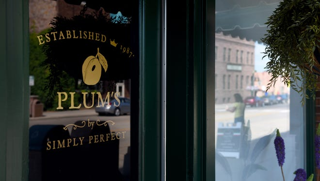 A look inside Plum's Cooking Company in the 8th and Railroad Building in downtown Sioux Falls.