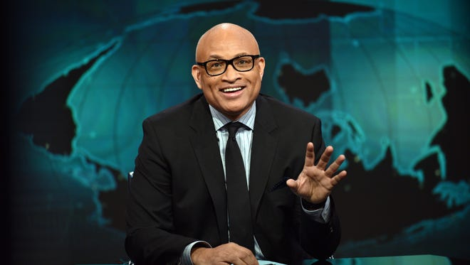 Larry Wilmore signed off from Comedy Central Thursday night.