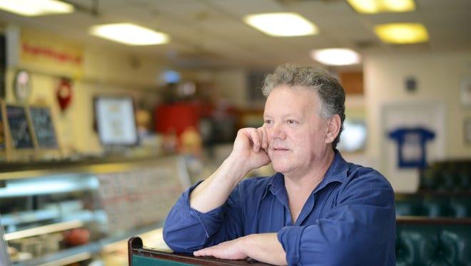 Paul Beaugard runs Bogie's Hoagies, a Hawthorne eatery.