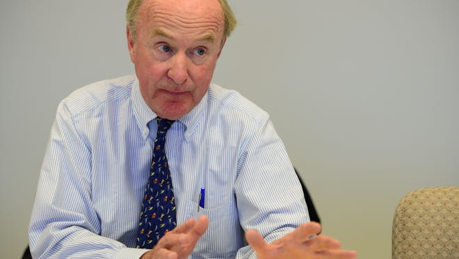Rep. Rodney Frelinghuysen of Morris County is the new chairman of the powerful House Appropriations Committee.