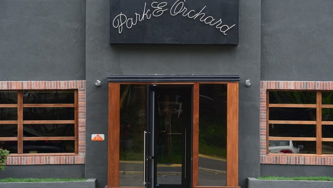 Park & Orchard Restaurant.