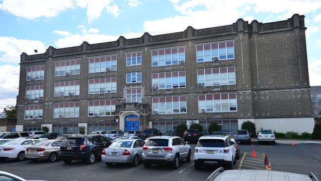 Eastside High School in Paterson.