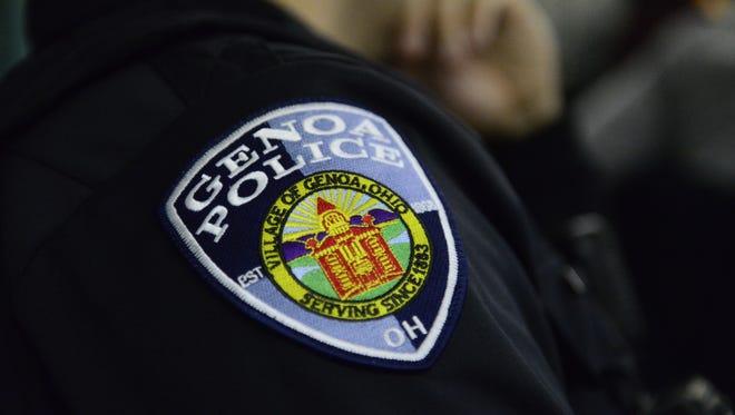Genoa police