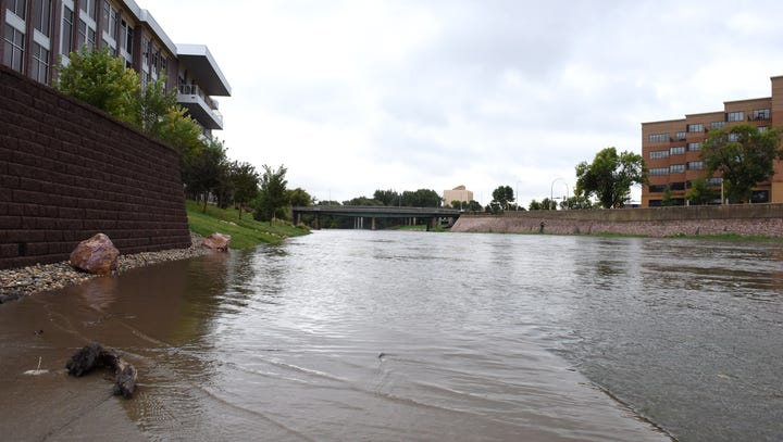 City asks residents to limit water usage as rain stresses sewer system