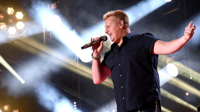 See Gary LeVox and the rest of Rascal Flatts on Aug. 18.