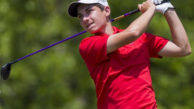Westlake's J. Holland Humphries won the recent Veritex Bank Byron Nelson Junior Championship golf tournament in Dallas, leading a group of golfers that included seven Austinites in the top 10.