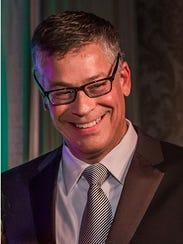 John McEwen of New Jersey Theatre Alliance, recipient