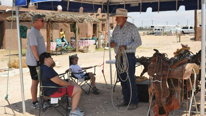 The Old Fort Bliss Replica will celebrate its anniversary on Nov. 7.