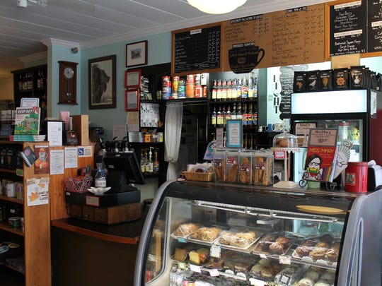 Getting sandwiches and wraps displayed on menu boards was part of the interior makeover.