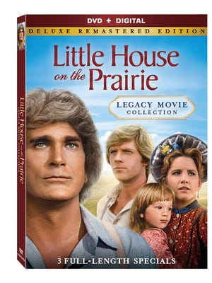 Michael Landon returned to the 'Little House on the Prairie' fold for 'Look Back to Yesterday,' 'Bless All the Dear Children' and 'The Last Farewell, three TV movies that concluded the beloved series.