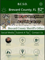 The BCSO has their own app to reach more people on