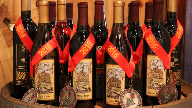 Wines of the San Juan won 16 medals at the 2016 Finger Lakes International Wine Competition.
